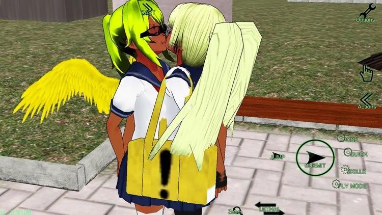 Yandere Schoolgirls Online screenshot-9