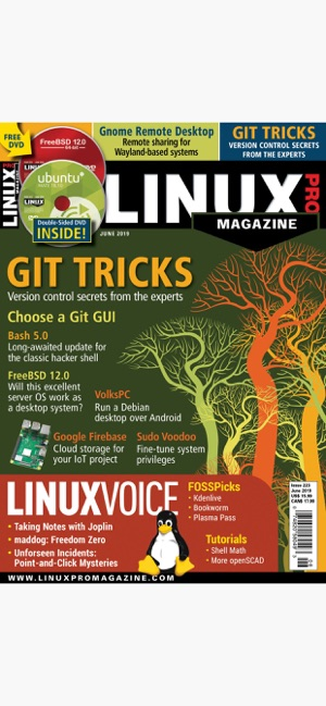 Linux Pro Magazine on the App Store