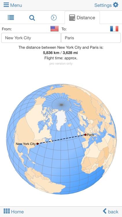 World atlas & world map MxGeo screenshot-9