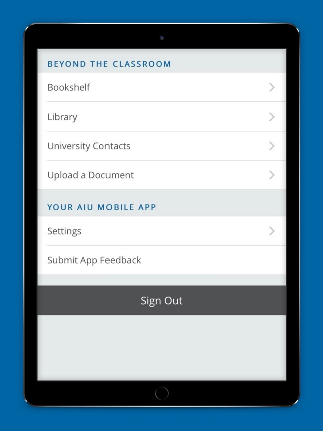 AIU on the App Store