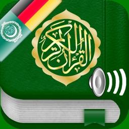 Koran Audio: Arabisch, Deutsch