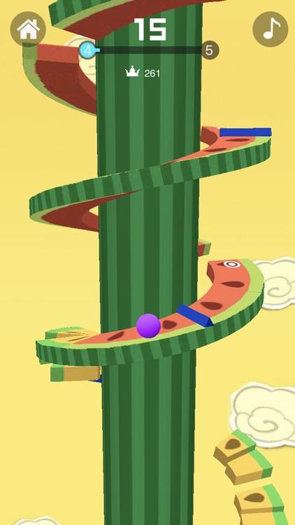 跳跳小游戏 - 开心跳跃小游戏 screenshot-5