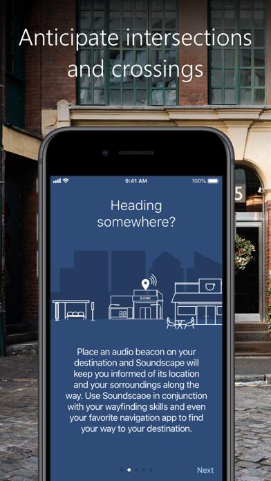 Baixar Microsoft Soundscape para Android