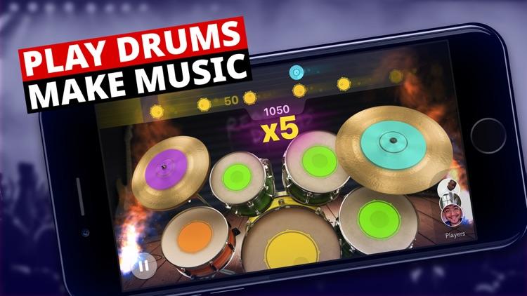 WeDrum - Drums, Real Drum Kit screenshot-0