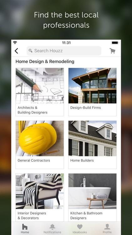 Houzz - Home Design & Remodel screenshot-3