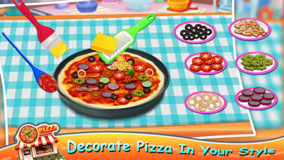 Pizza Burger - Food Maker screenshot 3
