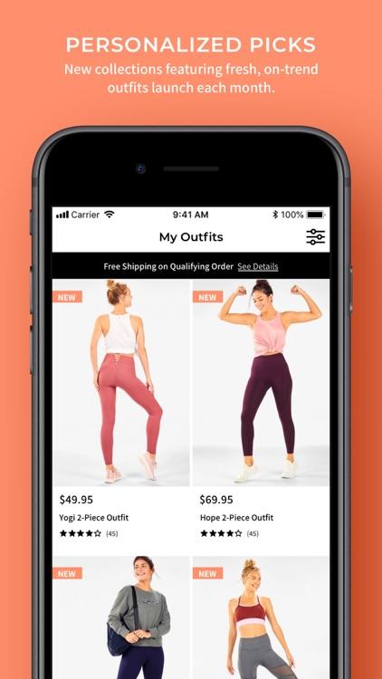 Fabletics: Premium Activewear screenshot-4