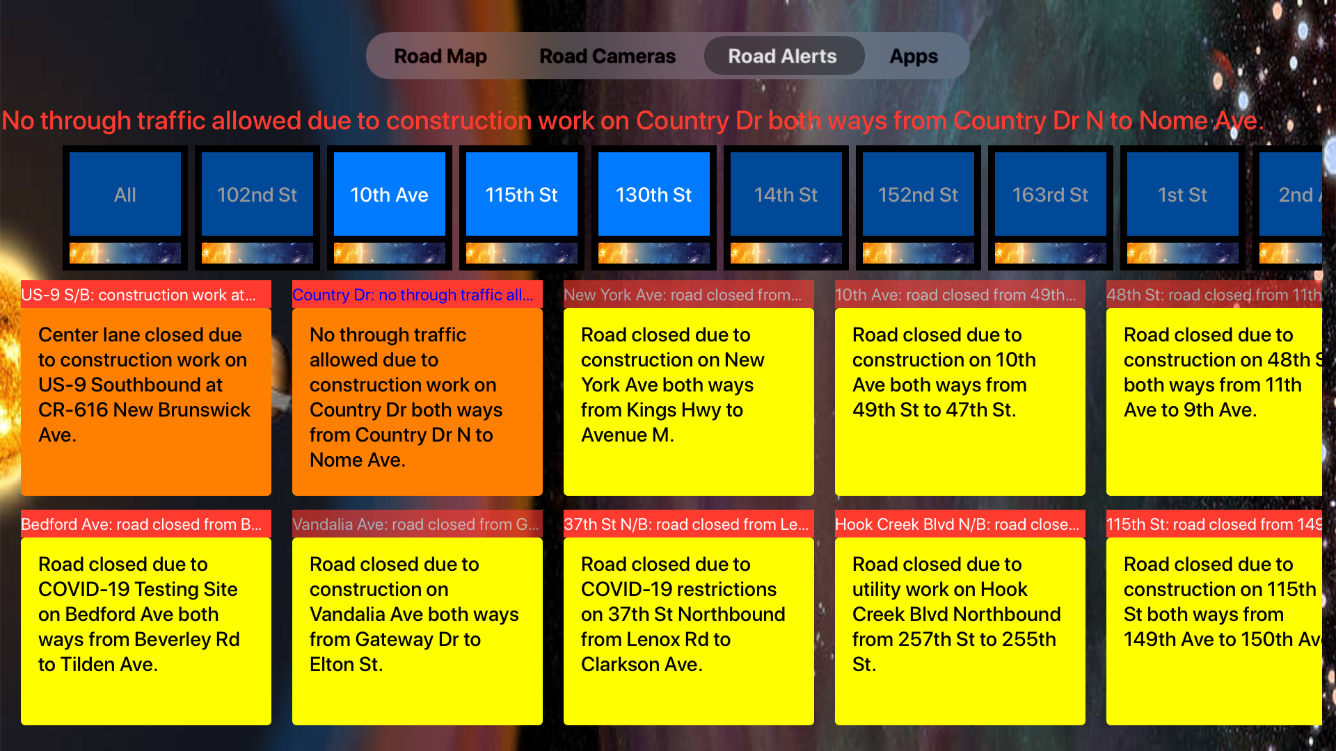 Road Conditions Elite screenshot 24