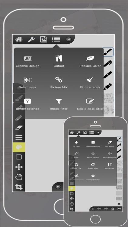 Paintwork-Sketch Drawing Pad screenshot-8