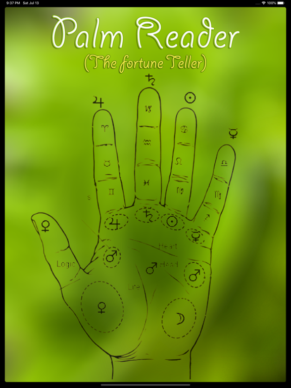 PALM READER The Fortune Teller Screenshots