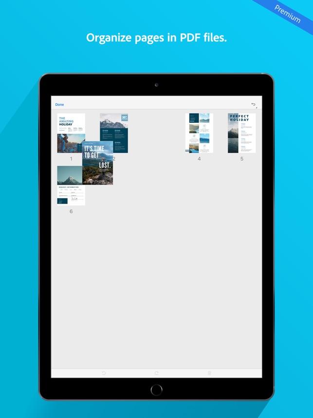 Adobe Acrobat Reader for PDF on the App Store