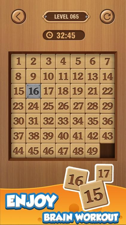 Number Puzzle screenshot-4
