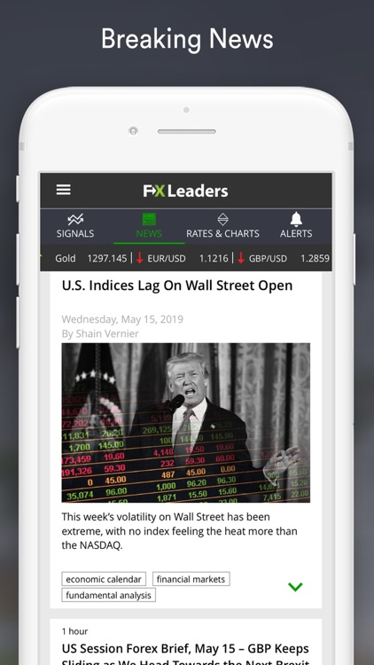 Forex Signals Live - FXLeaders screenshot-7