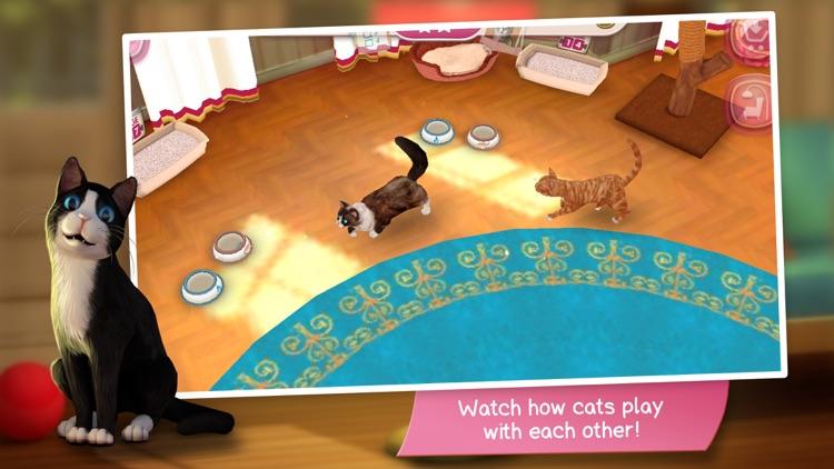 CatHotel - Care for cute cats screenshot-4