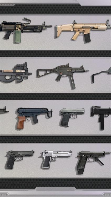 Idle Gun Range: Merge n Shoot! screenshot-4