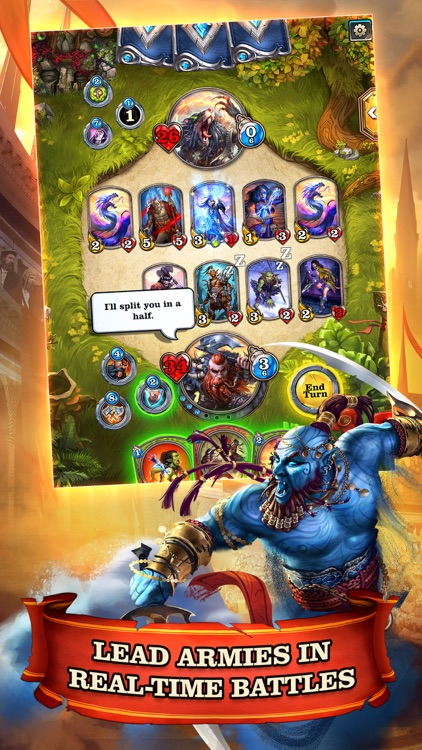 Mighty Heroes CCG