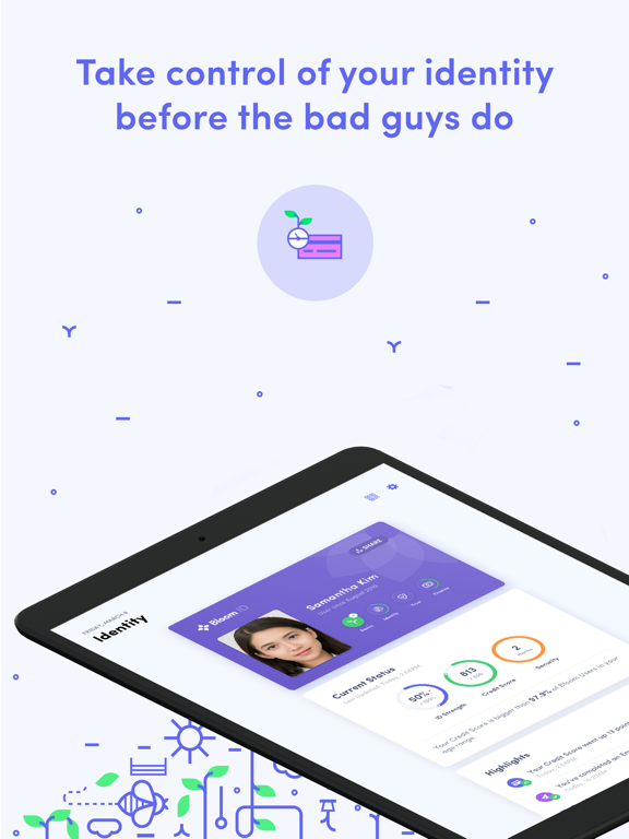 Bloom - Secure Identity screenshot