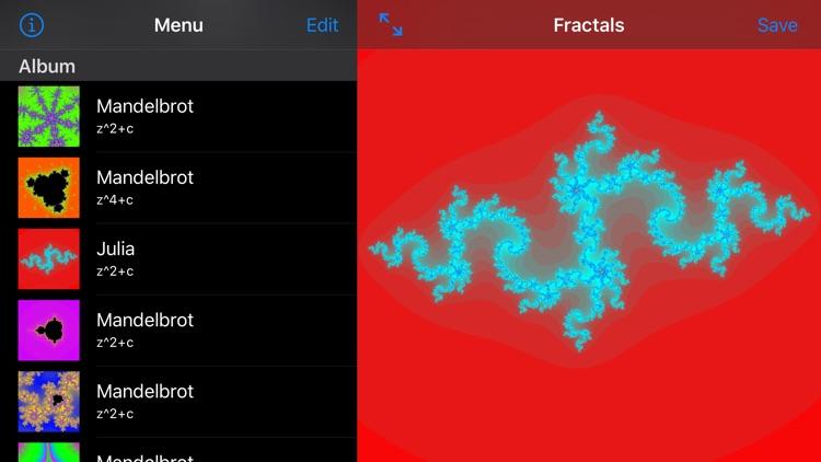 Fractals screenshot-5