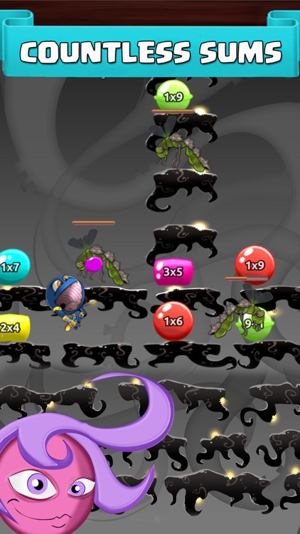 Monster Math - Games For Kids screenshot-7