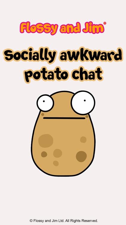 Socially Awkward Potato