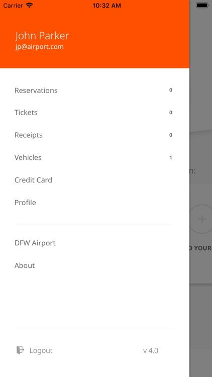 DFW Airport Valet