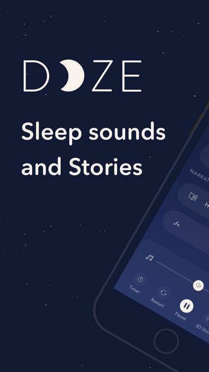 Doze - Sleep Sounds & Stories