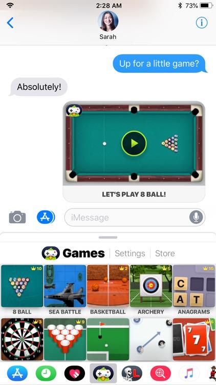 GamePigeon screenshot-0