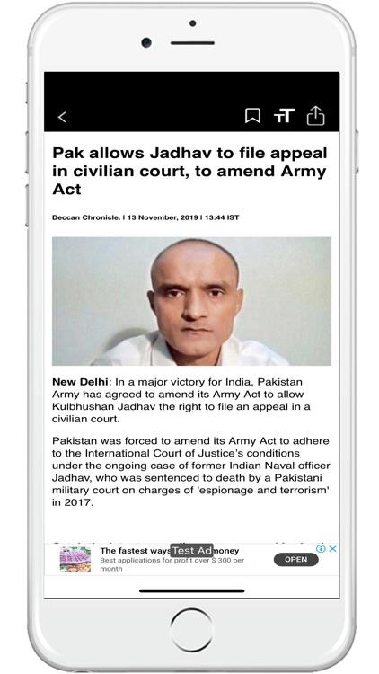 Deccan Chronicle News