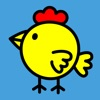 快乐小鸡下蛋 - 6种小动物