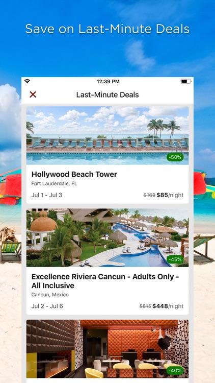 CheapTickets Hotels & Flights screenshot-5