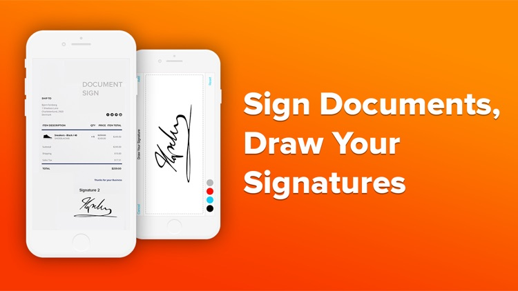 Sign In And Send PDF Documents screenshot-8