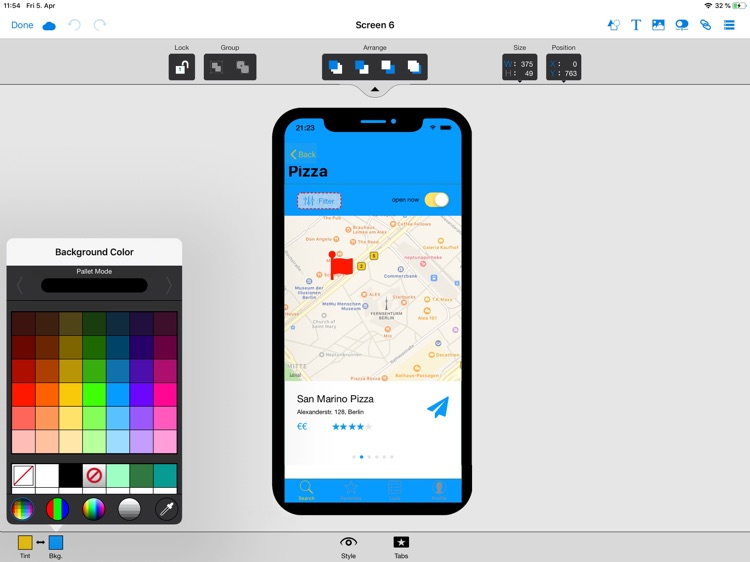 AppCooker 2.0 - Prototyping screenshot-3