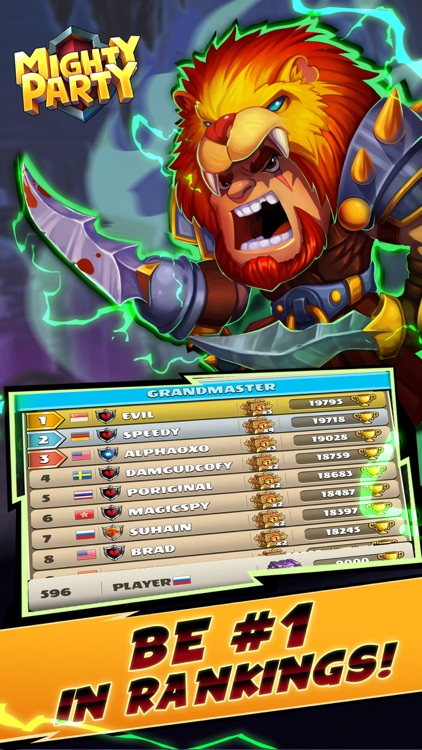 Mighty Party: Online RPG Games screenshot-4