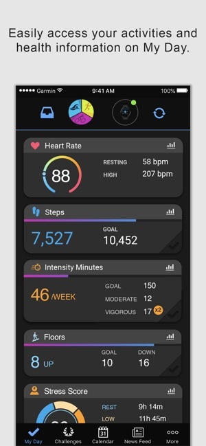 Garmin Connect™ on the App Store