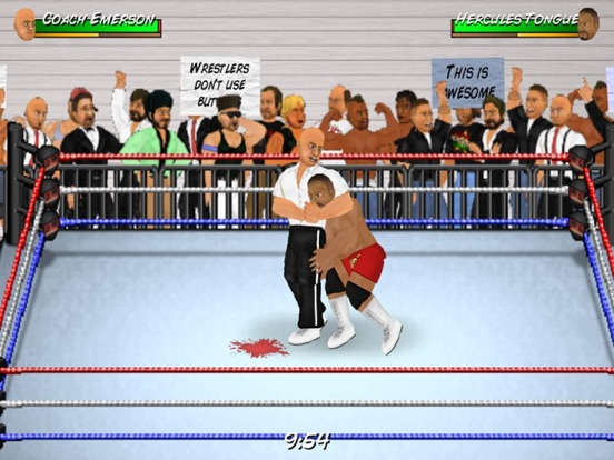 Wrestling Revolution - Revenue & Download estimates - Apple