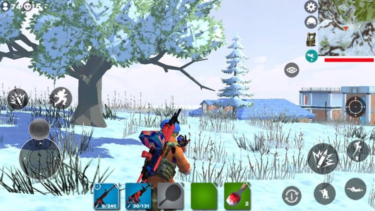 Battle Destruction screenshot-3