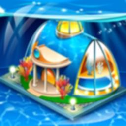 Aquapolis - city builder game