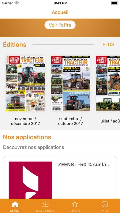 download Génération Tracteur apps 1