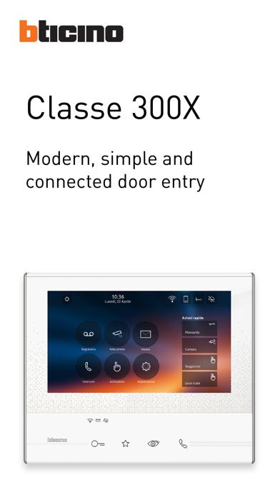 Door Entry CLASSE300X