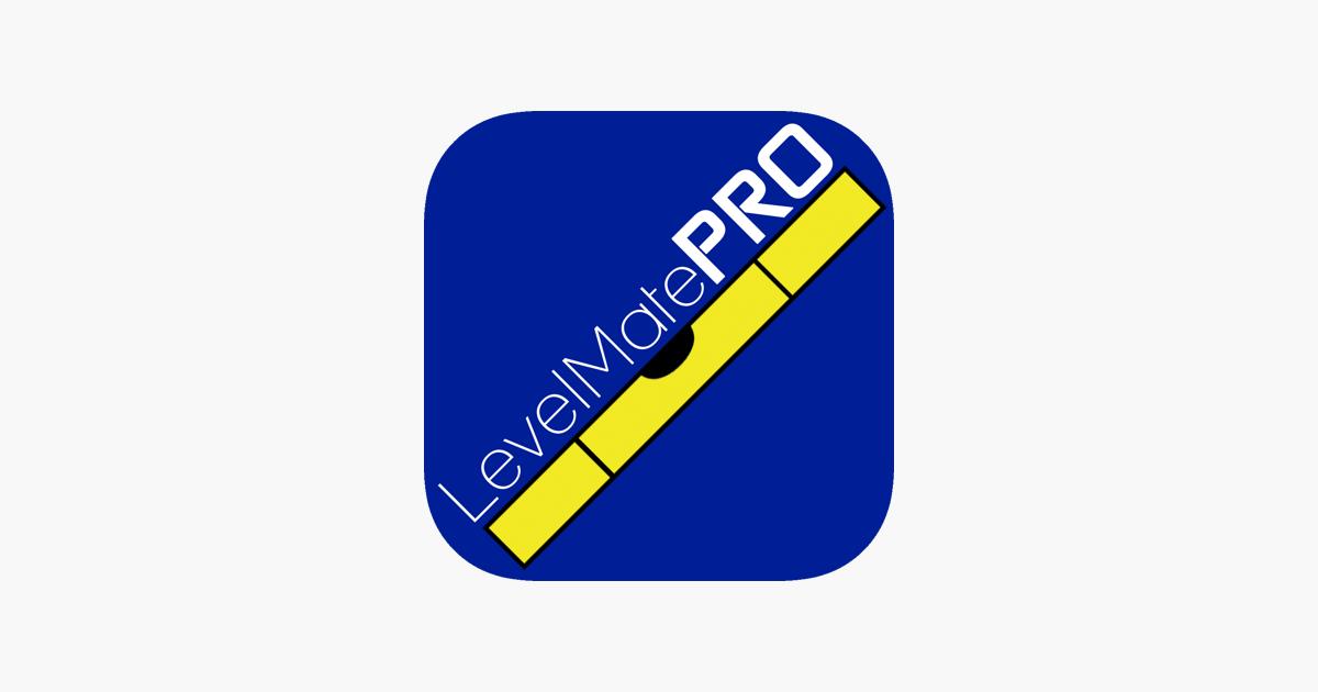 LevelMatePRO dans l'App Store