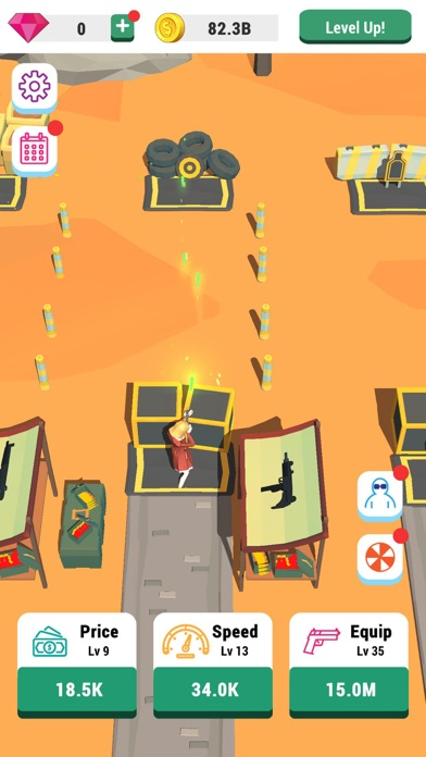 Idle Polygon screenshot 2
