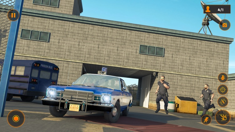 Gang Lockup Last Scarper screenshot-3