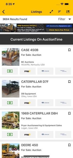 Machinery Trader on the App Store