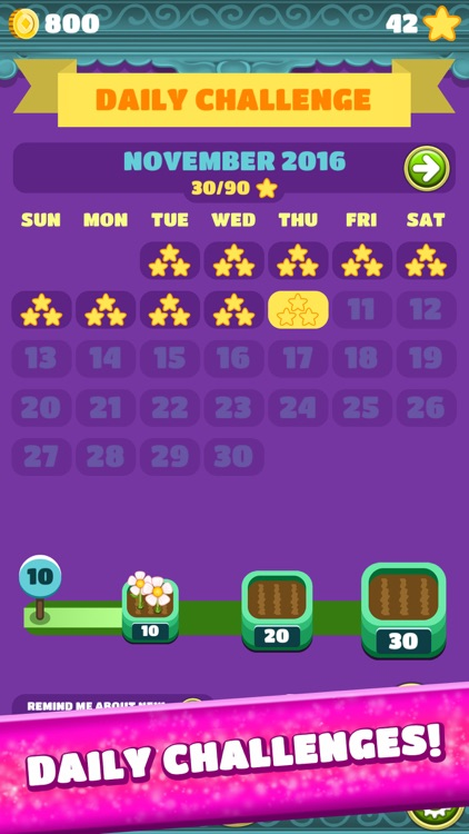 Mahjong Spring Flower Garden screenshot-3