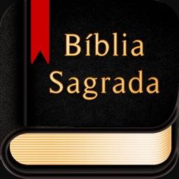 King James Version Holy Bible.