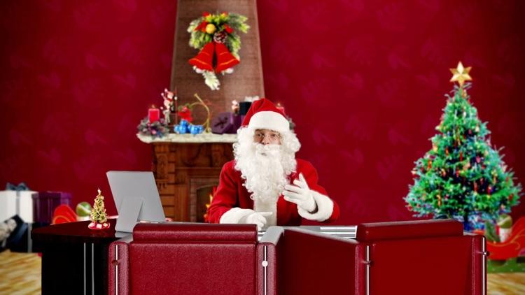 Real Video Call Santa screenshot-5