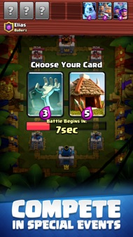 Clash Royale iphone images