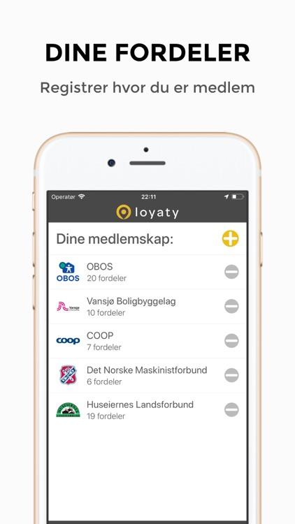Loyaty screenshot-3