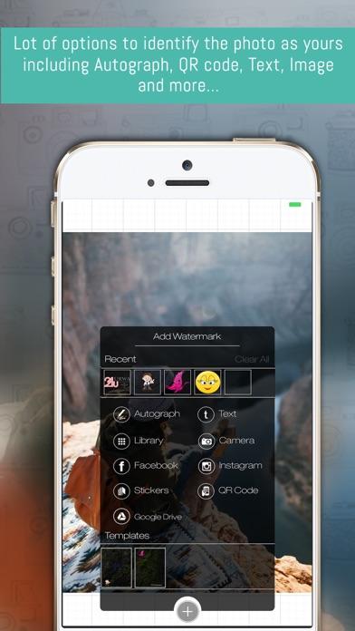 eZy Watermark - Photo Screenshots