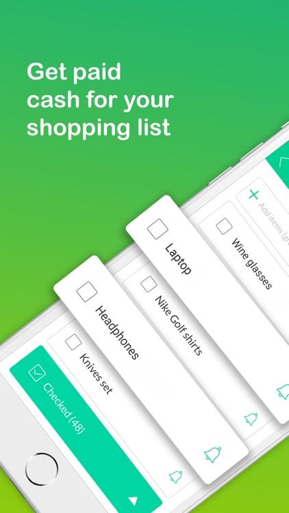 Shopping List: